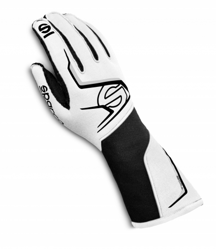 Sparco Tide Race Gloves White/Black