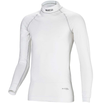 Sparco Shield RW-9 Nomex Long Sleeve Top White