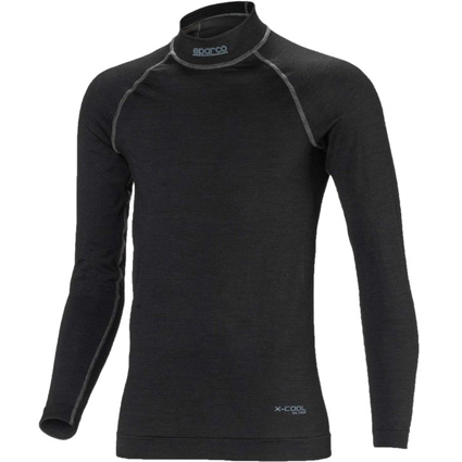 Sparco Shield RW-9 Nomex Long Sleeve Top Black