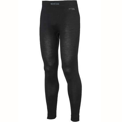 Sparco Shield RW-9 Nomex Long Johns Black