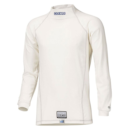Sparco Guard RW-3 Long Sleeve Top White