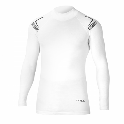 Sparco Shield Tech Top White
