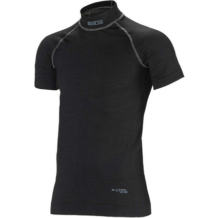 Sparco Shield RW-9 Black Nomex Short Sleeve Top