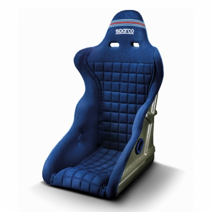 Sparco Legend Martini Racing Seat