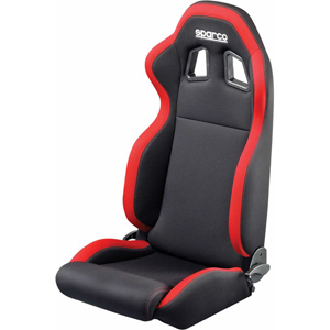 Sparco R100 Sports Recliner Seat