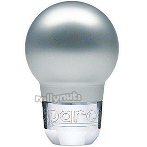 Sparco Silver Racing Alloy Gear Knob