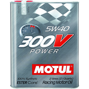 Motul 300V Power 5W/40 Engine Oil