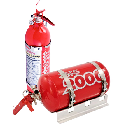 Lifeline 4.0 ltr Fire Marshall Mechanical Package
