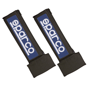 Sparco 75mm Professional Harness Pads