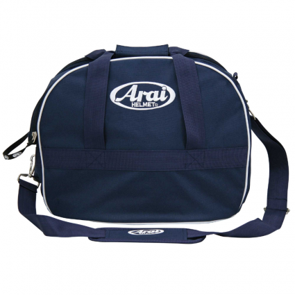 Arai Blue Helmet Bag