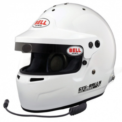 Bell GT5 Rally Full Face Helmet White