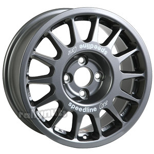 Speedline Corse Type 2118 Wheel 7x15 Anthracite Renault Clio