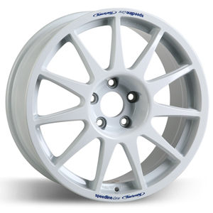 Speedline Corse 2120 Tarmac Wheel 8x17 White