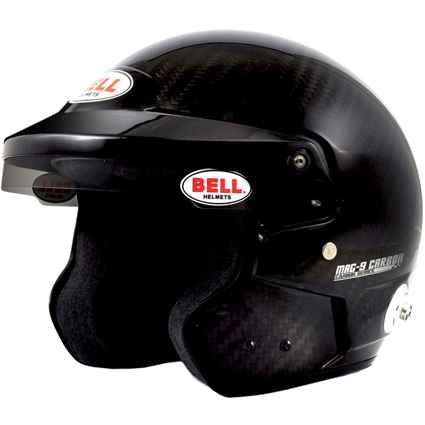 Bell Mag 9 Carbon Open Face Helmet