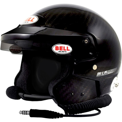 Bell Mag 9 Rally Carbon Open Face Helmet