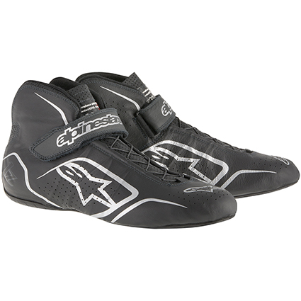 Alpinestars Tech 1-Z Race Boots Black Anthracite