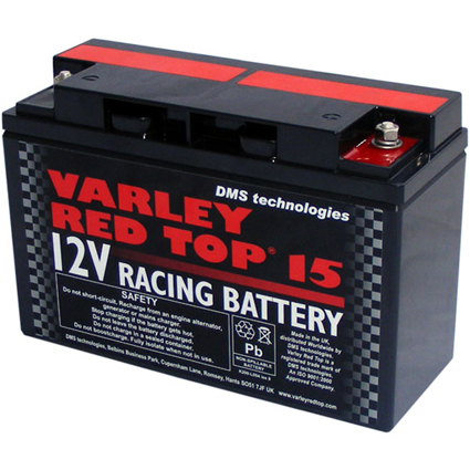 Varley Red Top 15 Racing Battery