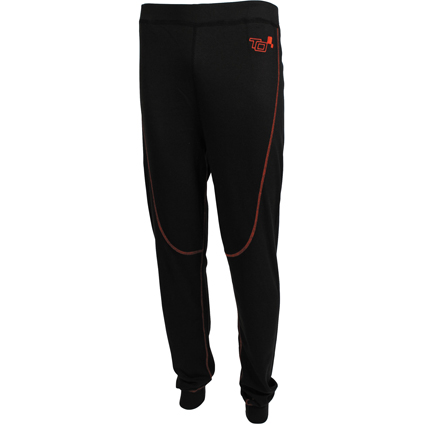 Turn One Pro Long Johns Black