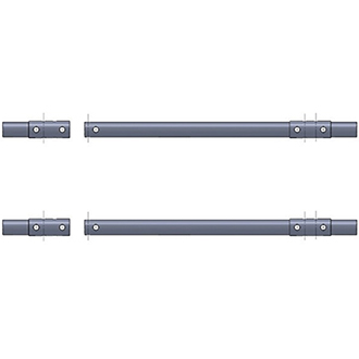 OMP Universal Harness Bar Kit