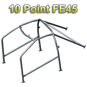 OMP AB/105P/304 FE45 Bolt In Roll Cage Ford Capri
