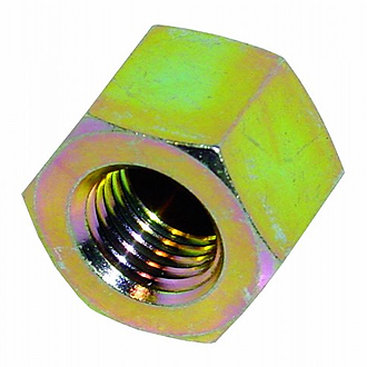 Sytec Cad Plated Steel Cap Nut