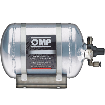OMP Platimum Collection Electrical Fire Extinguisher System 1.90 Litre