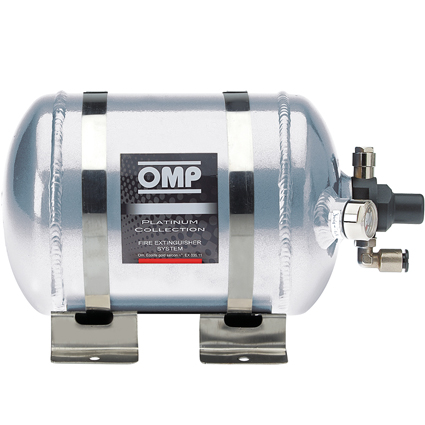 OMP Platinum Collection Electrical Fire Extinguisher System 2.80 Litre