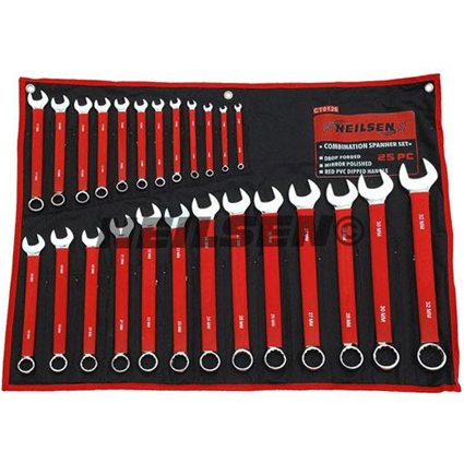 Neilsen 25pc Spanner Set