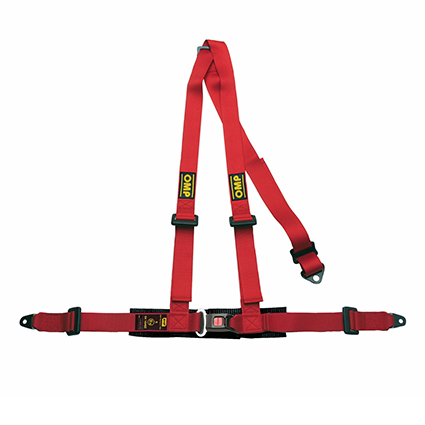 OMP Road 3 Safety Harness