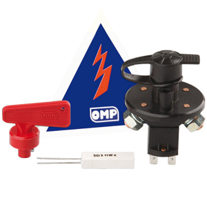 OMP FIA Battery Master Switch