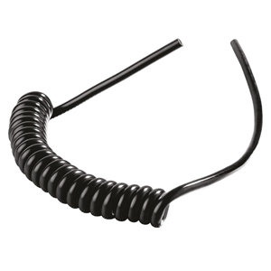 DC Electronics Coiled Cable
