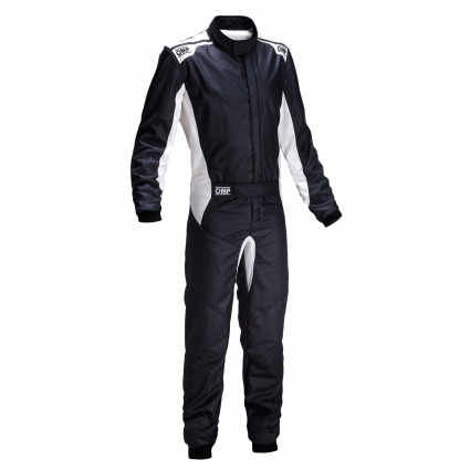 OMP One-S my2020 Race Suit Black