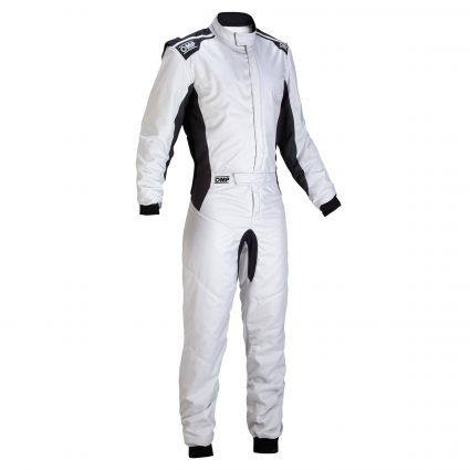 OMP One-S my2020 Race Suit Silver