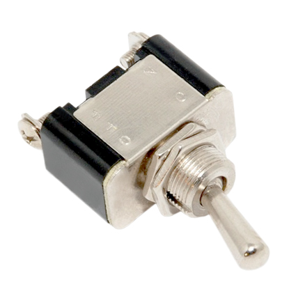 Grayston Momentary On Toggle Switch 25 Amp