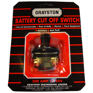 Grayston Cut Out Switch