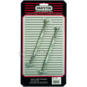 Grayston Spot Lamp Steady Bars