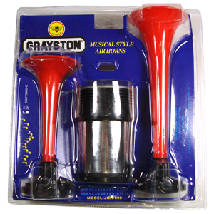 Grayston Twin Air Horn Kit