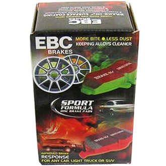 EBC DP2001 Greenstuff Brake Pads