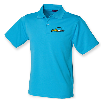 Rallynuts Team Polo Shirts