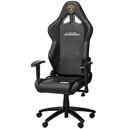 OMP Racing Seat Office Chair - Automobili Lamborghini Collection