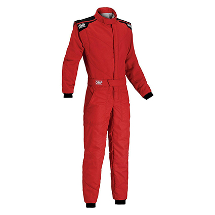 OMP First-S Race Suit Red Size 58