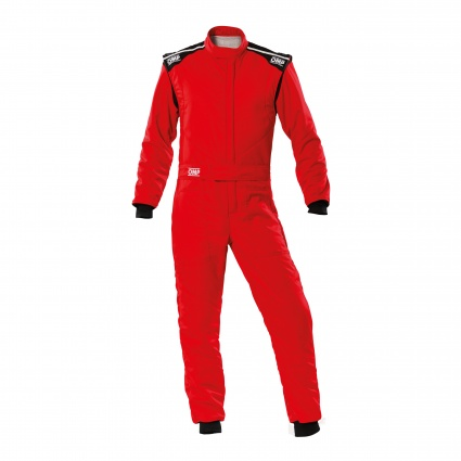 OMP First-S my2020 Race Suit Red