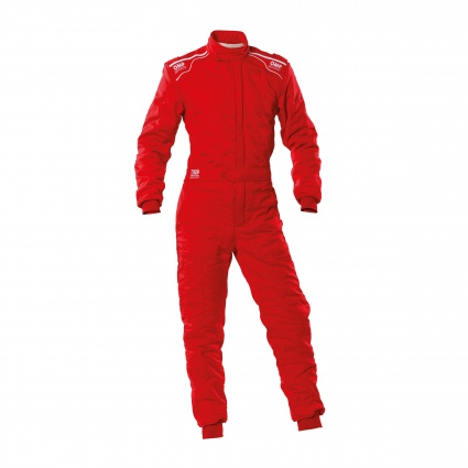 OMP Sport my2020 Race Suit Red
