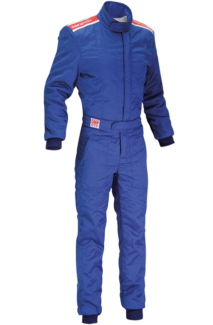 OMP Sport Race Suit Blue