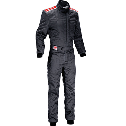 OMP Sport Race Suit Black