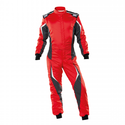 OMP Tecnica EVO Suit MY2021 Red/Black