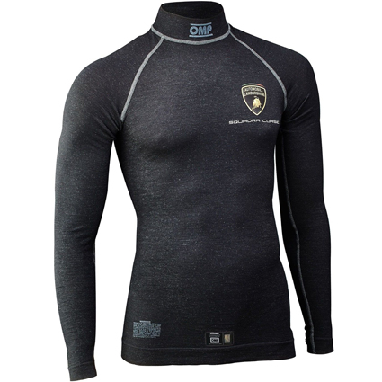 OMP One Automobili Lamborghini Collection Long Sleeve Top