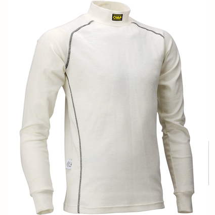 OMP Classic-S Long Sleeve Top Natural