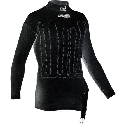 OMP One Cool Shirt Long Sleeve Black