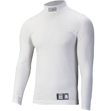 OMP Tecnica Long Sleeve Top White